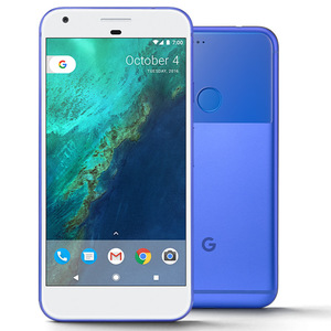 Pixel Xl Really Blue